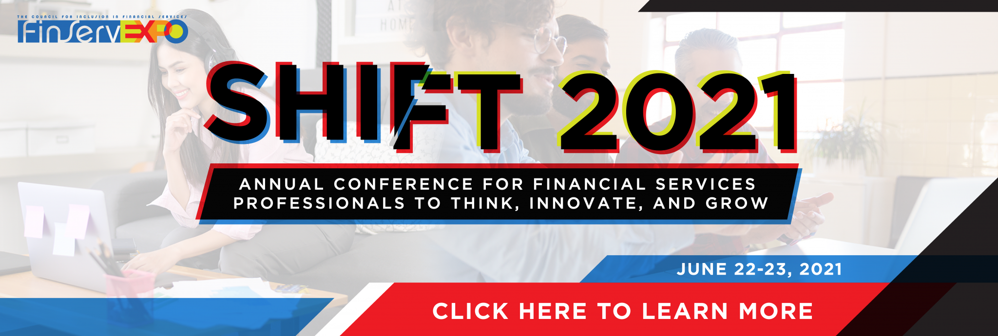 2021 FinServ Expo SHIFT presented by CIFS