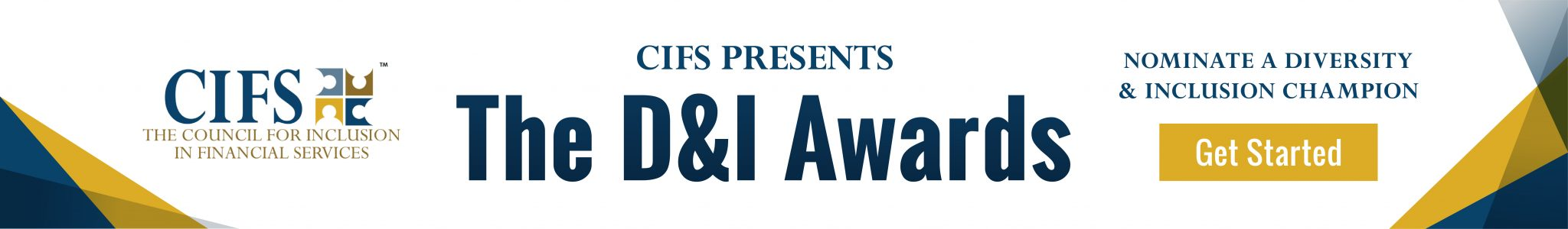 CIFS Presents the D&I Awards - Nominate a Diversity and Inclusion Champion